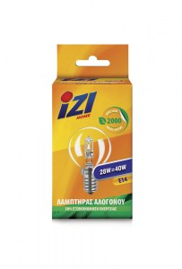 IZI LAMP SMALL [E14-28W]